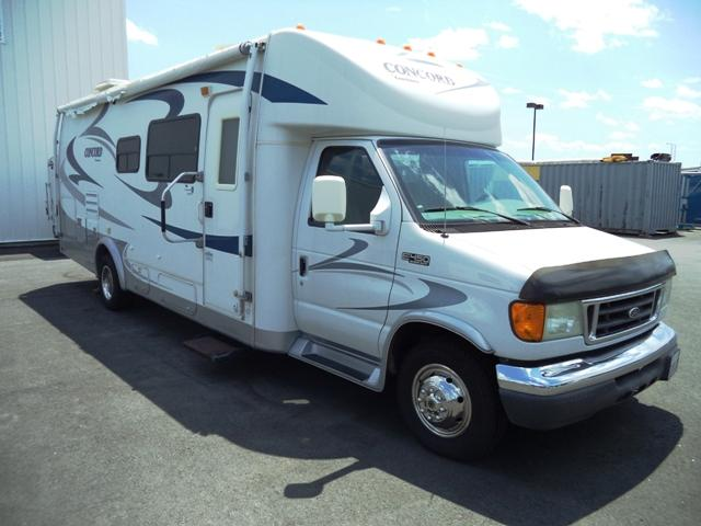 Buy a Used Coachmen Concord in Little Rock, AR.