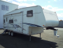Used 2005 R-Vision Trail Cruiser 263S Fifth Wheel For Sale
