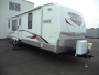 Used 2012 Palomino Sabre 34RKS Travel Trailer For Sale