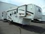 Used 2009 Forest River Silverback 36L5S Fifth Wheel For Sale