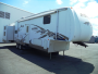 Used 2008 Forest River Sierra 375QBQ Fifth Wheel For Sale