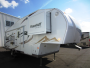 Used 2009 Forest River Flagstaff 8528RKWS Fifth Wheel For Sale