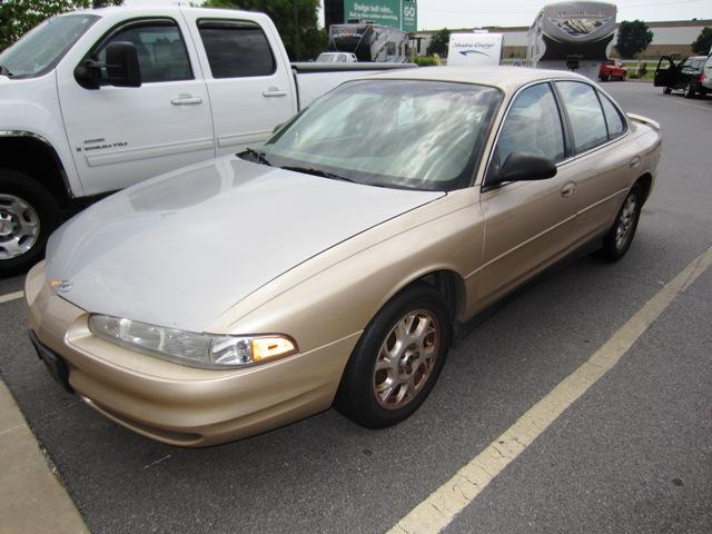 2002 Chevrolet OLDSMOBILE