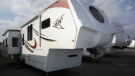 Used 2009 Sun Valley DIAMOND STAR 38RE Fifth Wheel For Sale