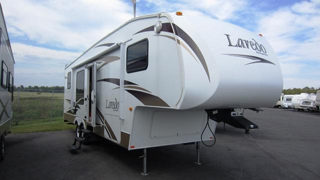Used 2008 Keystone Laredo 29RK Fifth Wheel For Sale