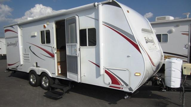 2010 Cruiser RVs Fun Finder