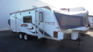 Used 2011 Keystone Passport 199ML Hybrid Travel Trailer For Sale