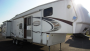 Used 2009 Keystone Mountaineer 345DBQ Fifth Wheel For Sale