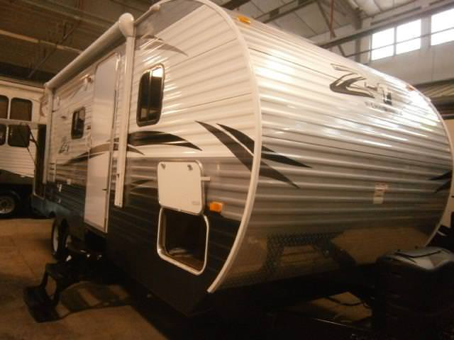 New 2016 Crossroads Z-1 225RB Travel Trailer For Sale