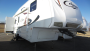Used 2010 Keystone Cougar 318SAB Fifth Wheel For Sale