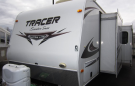 Used 2012 Forest River TRACER TRT2800RLD Travel Trailer For Sale