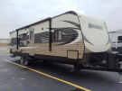 Used 2015 Forest River AVENGER 28RKS Travel Trailer For Sale