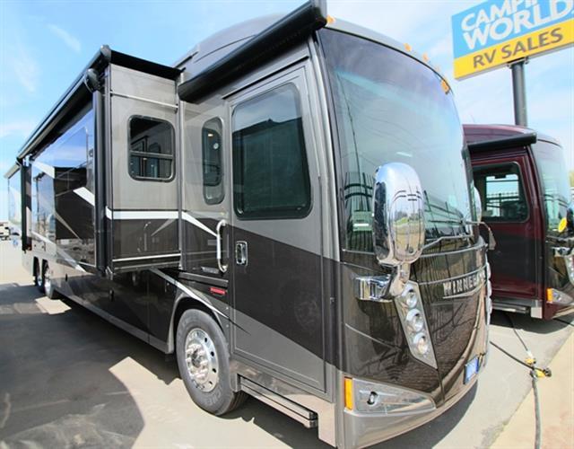 Buy a New Winnebago Tour in Little Rock, AR.