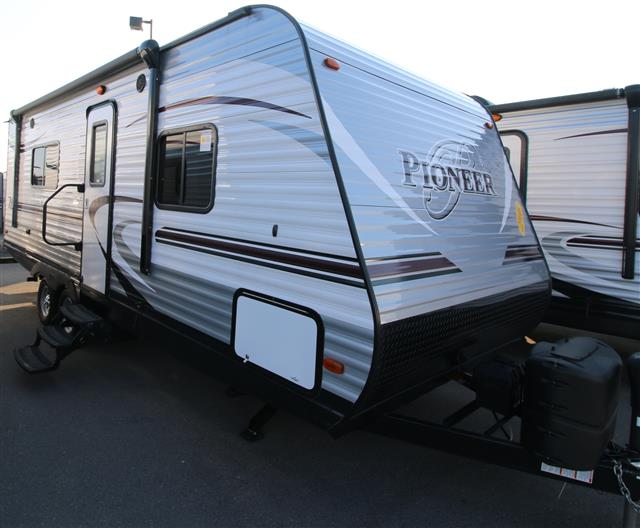 New 2016 Heartland Pioneer RB220 Travel Trailer For Sale