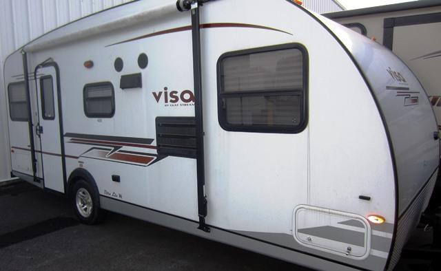 Used 2013 Gulfstream VISA 17RWD Travel Trailer For Sale