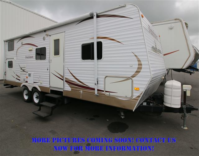 Used 2010 Dutchmen Classic M26B Travel Trailer For Sale