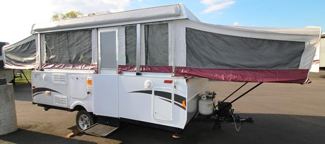 Used 2009 Dutchmen Coleman NIAGRA Pop Up For Sale