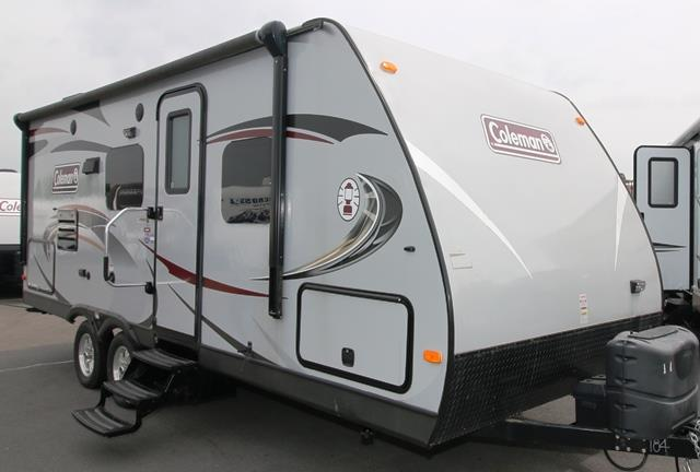 Used 2014 Dutchmen Coleman CTU194QB Travel Trailer For Sale