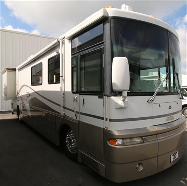 Used 2002 Winnebago Ultimate Advantage 38K Class A - Diesel For Sale