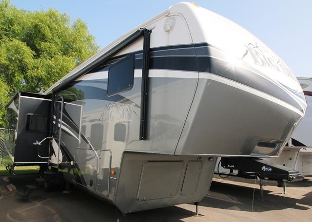 Used 2012 Keystone Big Sky 3582RL Fifth Wheel For Sale