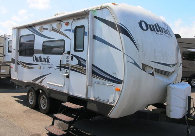 Used 2012 Keystone Outback 210RS Travel Trailer For Sale