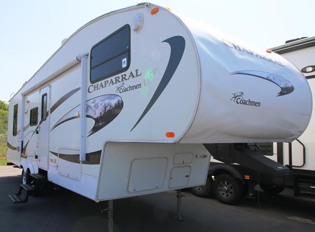 Used 2009 Coachmen Chapparrel 268RLE Fifth Wheel For Sale