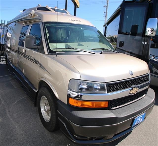Used 2008 Roadtrek Popular 210 Class B For Sale