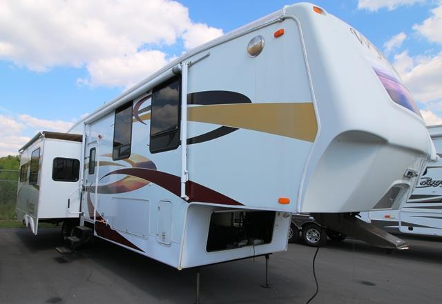 2008 Coachmen Wyoming