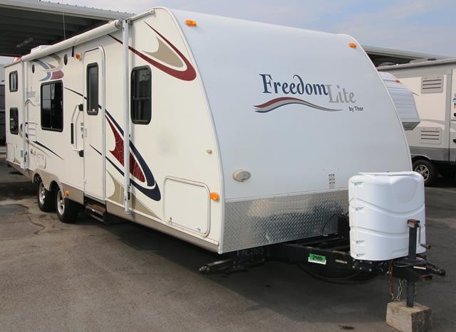 Used 2008 Keystone FreedomLite 279TB Travel Trailer For Sale