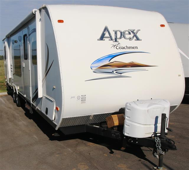 Used 2013 Forest River Apex 288BH Travel Trailer For Sale