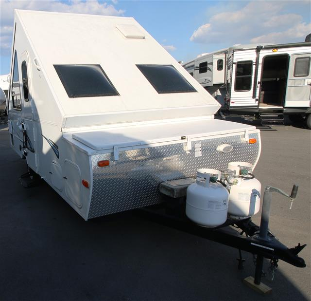 Used 2013 Forest River Flagstaff Classic Series 12RBST Pop Up For Sale
