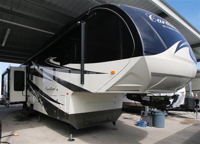 Used 2013 Forest River Cardinal 3850RL Fifth Wheel For Sale