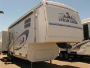 Used 2002 Forest River Cedar Creek 35RITS Fifth Wheel For Sale