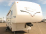 Used 2006 Dutchmen Winner's Circle 35SRV Fifth Wheel Toyhauler For Sale