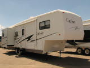 Used 2005 Carriage Compass 34CK3 Fifth Wheel For Sale