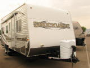Used 2013 Forest River Shockwave 21FSMX Travel Trailer Toyhauler For Sale