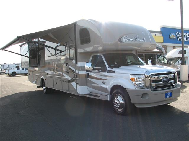 Buy a New THOR MOTOR COACH Four Winds in Avondale, AZ.