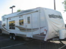 New 2013 Forest River Shockwave 25FBDX Travel Trailer Toyhauler For Sale