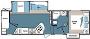 New 2015 Dutchmen Denali 2785BH Fifth Wheel For Sale