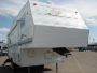 Used 2001 Skyline Nomad 2550 Fifth Wheel For Sale