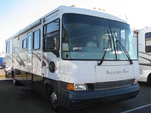 Buy a Used Tiffin Allegro Bay in Avondale, AZ.
