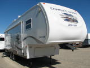 Used 2006 Keystone Copper Canyon 292TWRLS Fifth Wheel For Sale