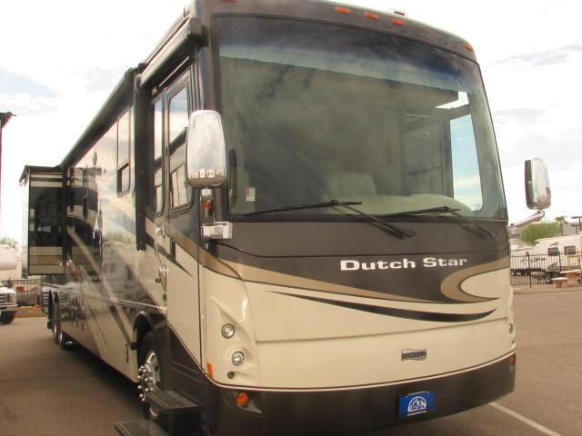 Buy a Used Newmar Dutch Star in Avondale, AZ.