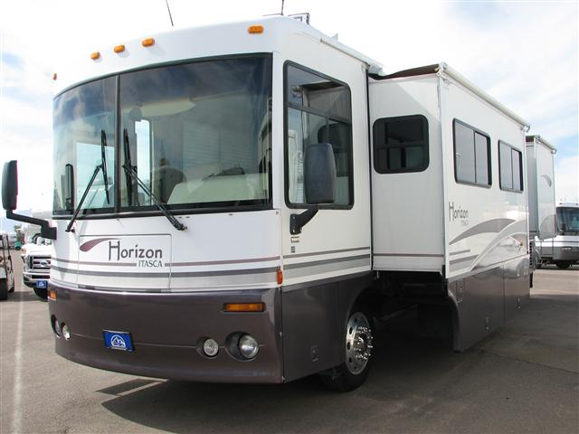 Buy a Used Itasca Horizon in Avondale, AZ.