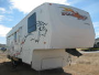 Used 2007 Forest River Cherokee Wolfpack 385WP Fifth Wheel Toyhauler For Sale