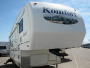 Used 2004 Thor Komfort 27FSG Fifth Wheel For Sale