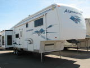 Used 2006 Holiday Rambler Alumascape 35REQ Fifth Wheel For Sale