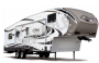 Used 2011 Keystone Cougar 318SAB Fifth Wheel For Sale