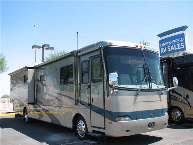 Buy a Used Holiday Rambler Endeavor in Avondale, AZ.
