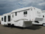 Used 2003 EXCEL Excel 35PKO Fifth Wheel For Sale